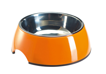 BOWL decoración NARANJA