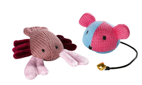 Cat toy Knitted Toys