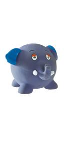Látex Elefante pequeño azul