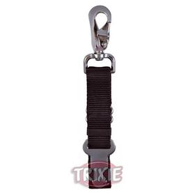 Correa corta para cinturón de seguridad tipo ancla longitud 45-70 cm y ancho 25 mm