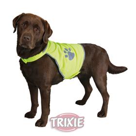 Chaleco de seguridad reflectante para perros XL