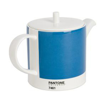 Tetera Pantone Azul 7461