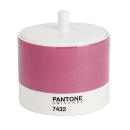 Azucarero Pantone rosa 7432
