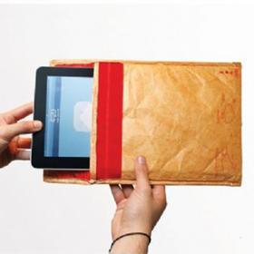 Funda para el iPad en forma de sobre