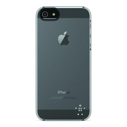 Funda policarbonato translucida iPhone 5
