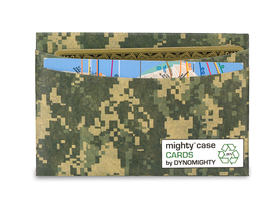 Tarjetero Mighty Wallet Camuflaje Digital