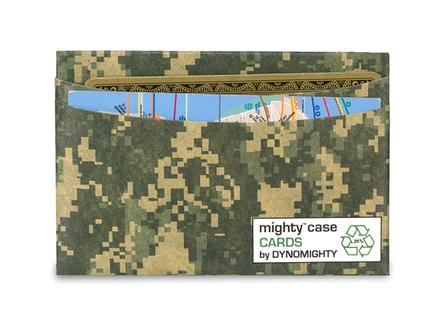 Tarjetero Mighty Wallet Camuflaje Digital