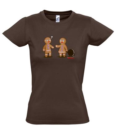 Camiseta Padre de galleta
