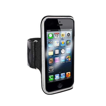 Funda Brazo Apple iPhone 5 Negra