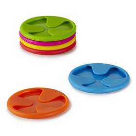 Posavasos Grip coaster de colores (6 unidades)