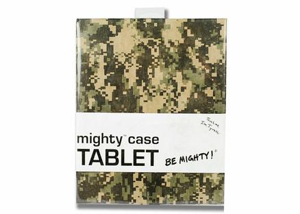 Funda Ipad Mighty Wallet Camuflaje Digital