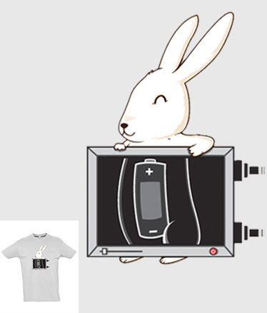 Camiseta X Rabbit