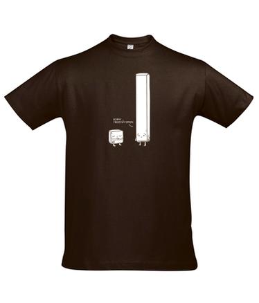 Camiseta Necesito espacio