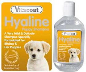 Vitacoat hialine (cachorros)