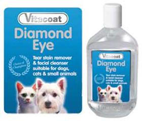 Vitacoat diamondeye (limpieza de lacrimales)