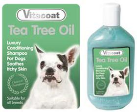 Vitacoat aceite del árbol del te