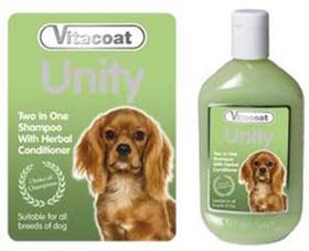 Vitacoat unity (champú y acondicionador en uno)