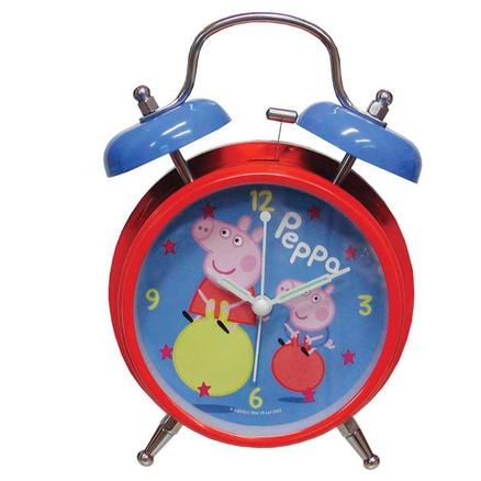 Despertador mediano Peppa Pig surtido