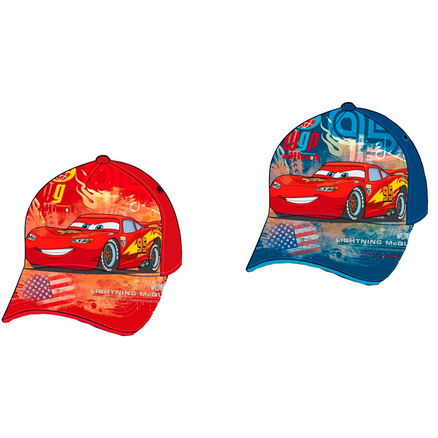 Gorra full print Cars Disney