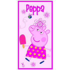 Toalla Peppa Pig Ice Cream