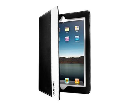 Funda Pantone universe para iPad 2 y 3 bookcase negra