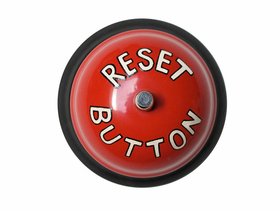 Campana escritorio Botón reset