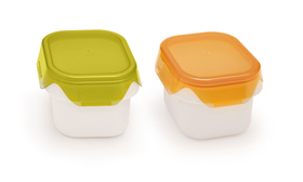 Contenedor Lunch Box cuadrado 0.45L
