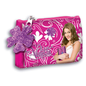 Monedero Violetta Disney Travel