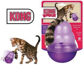 Juguete Kong wobbler para gato