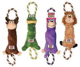 Juguete Kong knots interior nudos