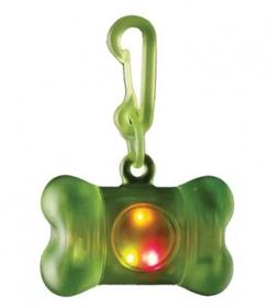 Bon Ton baby medallita con led luminoso