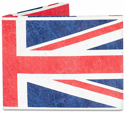 Cartera Mighty Wallet Union Jack