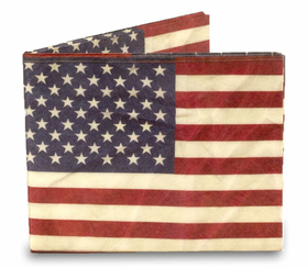 Cartera Mighty Wallet Bandera Usa