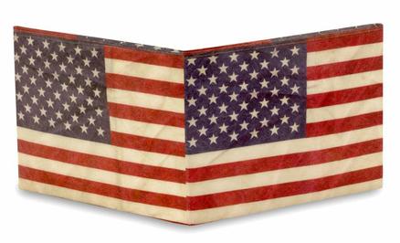Cartera Mighty Wallet Bandera Usa