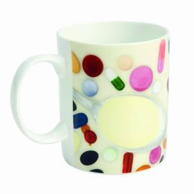Mug Eames taza pastillas