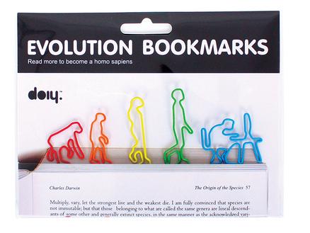 Clips Evolution bookmark