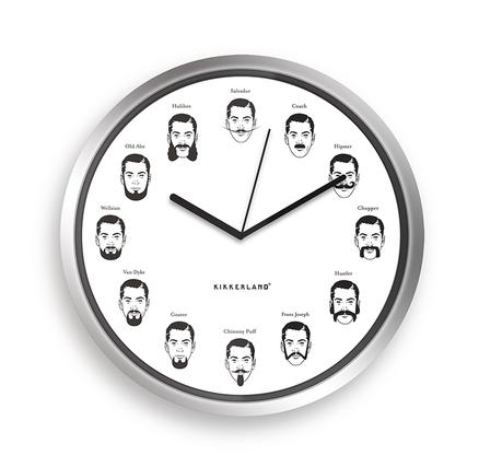 Reloj de pared caballeros