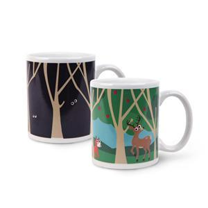 Mug animales bosque