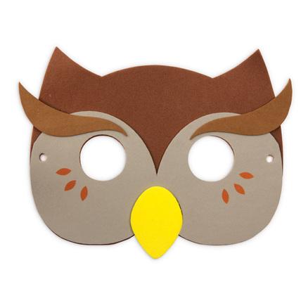 Mascaras aves