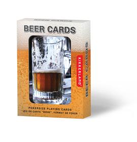 Baraja cartas de cerveza