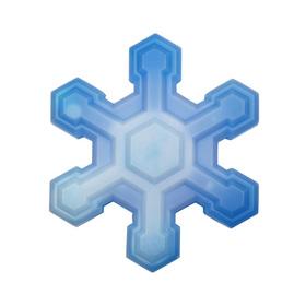 Estrella hielo para lunchbox