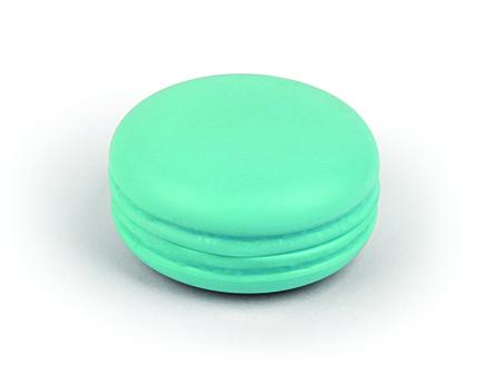 Brillo de labios con forma de Macaron