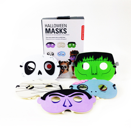 Mascaras monstruos Halloween