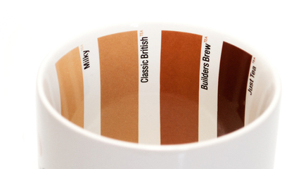Mug guía de color té MyCuppa Tea