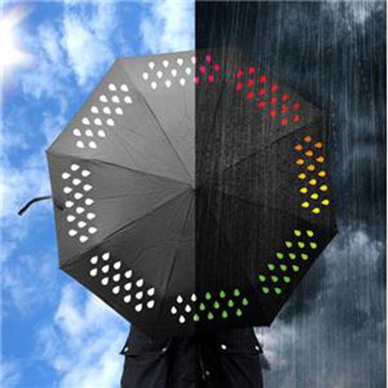 Paraguas adulto multicolor