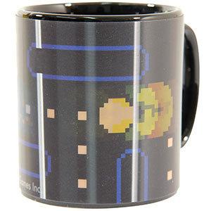 Taza mug pac-man 3D motion lenticular