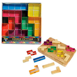 Tetris set cortador de galletas