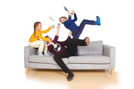 Guerra de almohadas