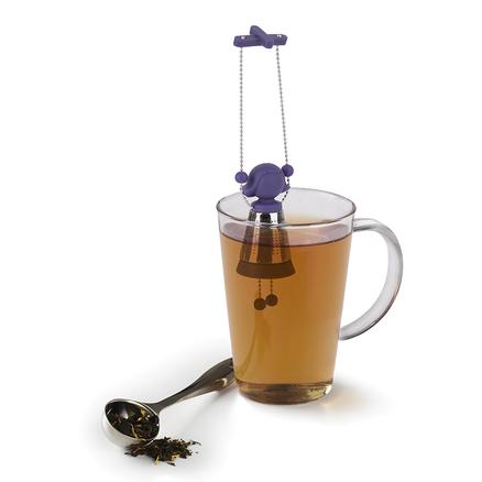 Infusor de té con forma de marioneta