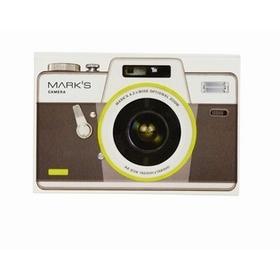 Libreta B6 cámara de fotos